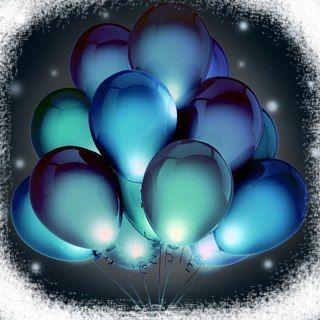 3D воздушные шары